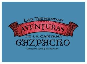 Las Tremendas aventuras de la Capitana Gazpacho