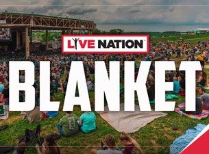 Live Nation Blanket - NOT A CONCERT TICKET
