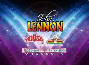 Homenaje a John Lennon, Morsa Fornoone y Orquesta Liverpool