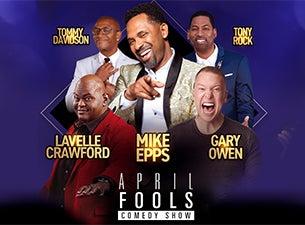 April Fools Comedy Show