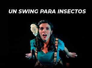 Un swing para insectos