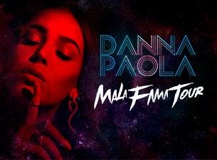 """Danna Paola """"Mala Fama Tour""""."""
