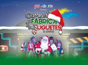 La Mágica Fábrica de juguetes, el Musical.