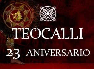 23 Aniversario Ballet Folklorico Teocalli