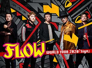 Flow World Tour 2020 Sign in Mexico City