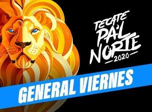 Tecate Pa'l Norte 2020 General (Viernes)