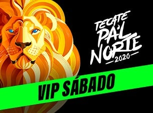 Tecate Pa'l Norte 2020 VIP (Sábado)