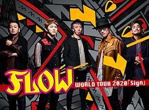 FLOW WORLD TOUR 2020 Sign in Monterrey