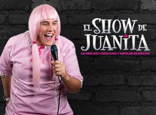 El show de Juanita