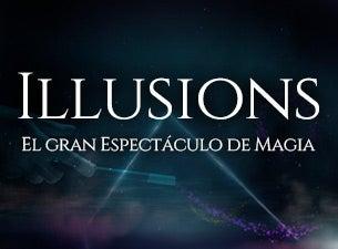 Illusions El Gran Espectaculo de Magia