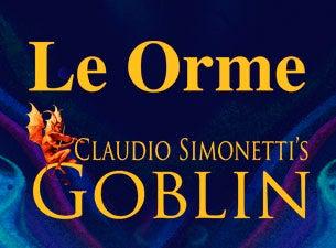 Le Orme y Goblin de Claudio