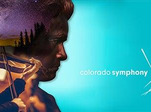 Colorado Symphony Beethoven 2020