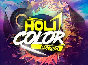 Holi Color Fest 2020