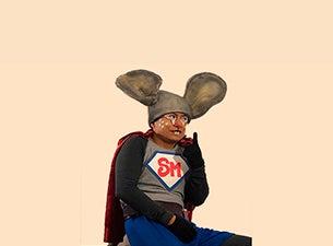 SuperMancito. El ratón de acero.