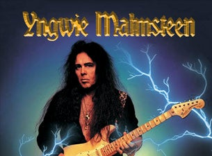 "Yngwie Malmsteen ""México Tour 2020"""