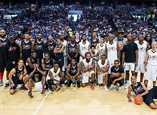 Torrey Smith Family Fund Charity Basketball Game