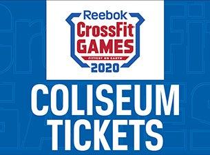 Coliseum + Festival Package: 2020 Reebok CrossFit Games