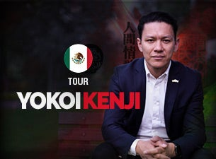 Tour Yokoi Kenji México - VIP
