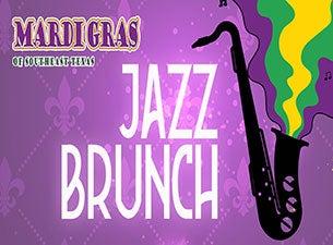 Mardi Gras Jazz Brunch With Jimmy Simmons