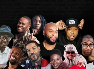Art of Comedy feat. Talent, Brian Hooks, Drew Fraser & More