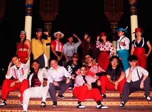 Nunca dejes de bailar, the jukebox dance company