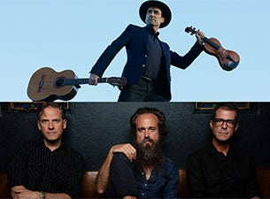 Andrew Bird and Calexico and Iron & Wine