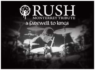 Rush Monterrey, Tribute-Homenaje a Neil Peart a farewell to a King