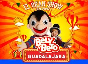 El Gran Show en vivo de Bely y Beto