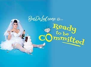 BenDeLaCreme is...Ready to Be Committed