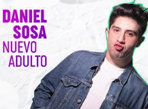 Daniel Sosa, Nuevo Adulto