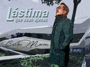 Carlos Macias, Lastima que sean ajenas
