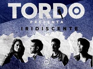 "Tordo Presenta ""IRIDISCENTE"""