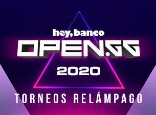 Open GG 2020 (Abono Challenger Relámpago)