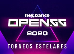 Open GG 2020 (Abono Challenger Pass Estelar)