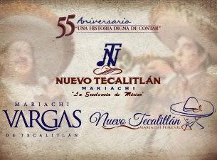 55 Aniversario MARIACHI NUEVO TECALITLAN