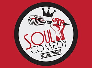 Soul Comedy at The Crown starring Kleon the Comedian!