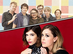 Wilco + Sleater-Kinney It's Time - Summer 2020 Tour