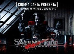 Cinema Canta Presenta: Sweeney Todd
