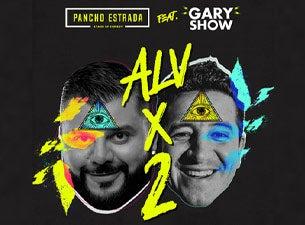 Pancho Estrada con Gary Show