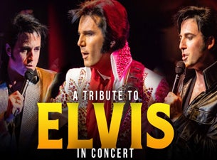 A Tribute to Elvis in Concert Presented by Paquette Productions