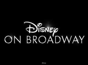 Disney on Broadway Guaranteed Lottery