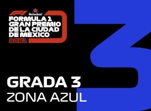Grada 03, Formula 1 Gran Premio de la Ciudad de México 2021