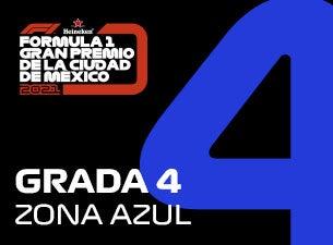 Grada 04, Formula 1 Gran Premio de la Ciudad de México 2021