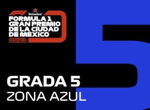 Grada 05, Formula 1 Gran Premio de la Ciudad de México 2021