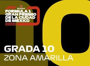 Grada 10, Formula 1 Gran Premio de la Ciudad de México 2021