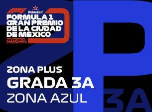 Grada 03A Zona Plus Formula 1