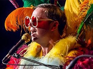 The Rocket Man Show:  A Tribute To Sir Elton John
