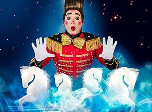 El unico Y Original Circo Atayde Hnos. Galas Magicas 2021