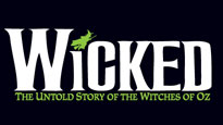 presale password for Wicked (Touring) tickets in Houston - TX (Hobby Center)