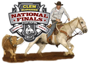 Clem McSpadden National Finals Steer Roping Tickets